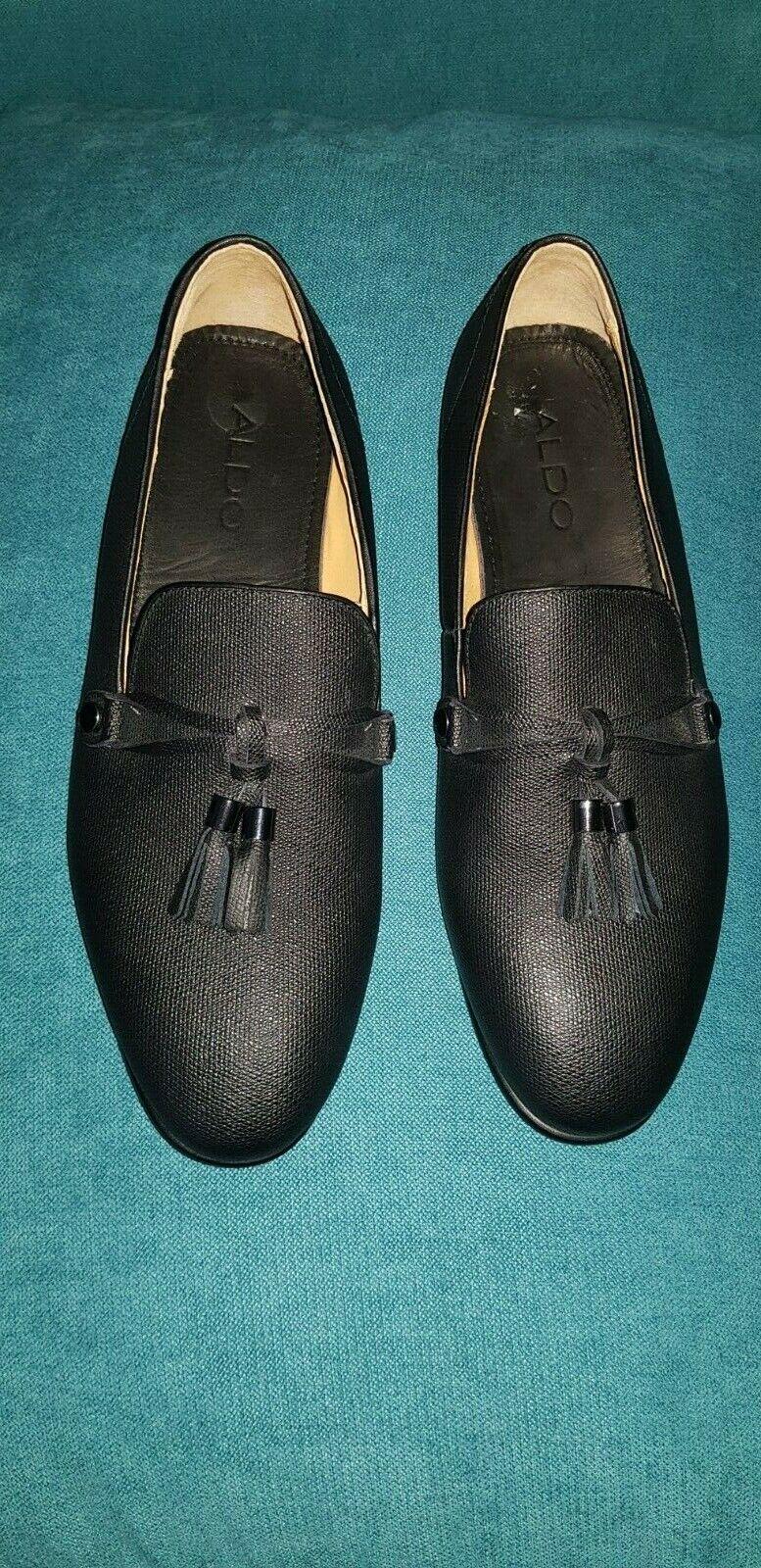 ALDO Herren Schuhe Business Leder Schuhe Schnürer   eBay