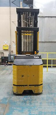 Yale Lift Truck Order Picker Type E Model 0s030ben24te119