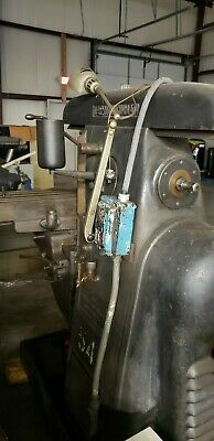 Cincinnati 2 Universal Horizontal Milling Machine