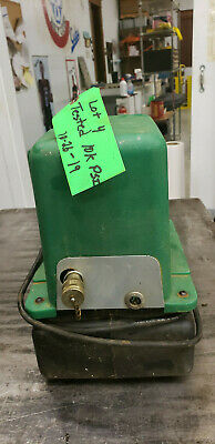 Greenlee Electric Hydraulic Pump Assembly Without Pendant Controller. Lot4