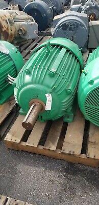 100 Hp Us Ac Electric Motor 900 Rpm Fr. 445t Tefc 230460 V Eok