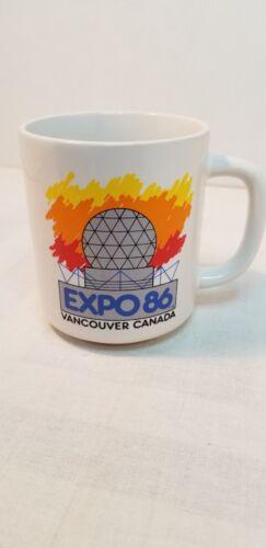 VTG. 1986 EXPO MUG