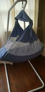 2 in 1 baby bouncer and swing