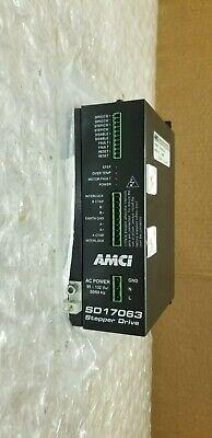 Amci Advanced Micro Controls Stepper Drive Sd17063rev B 300