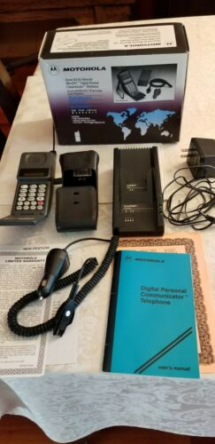 Motorola MicroTAC Digital personal communicator