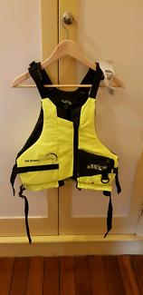 Ocean paddler life vest