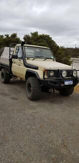 1990 Toyota LandCruiser Ute Lower King Albany Area Preview