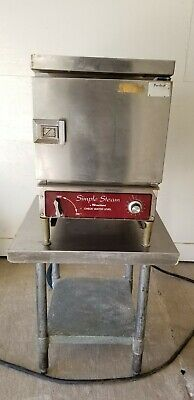 Southbend Simple Steam Ez-3 Electric Countertop Steamer Warmer Oven Nice 250v