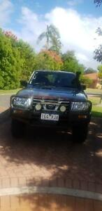 2004 Nissan Patrol SUV
