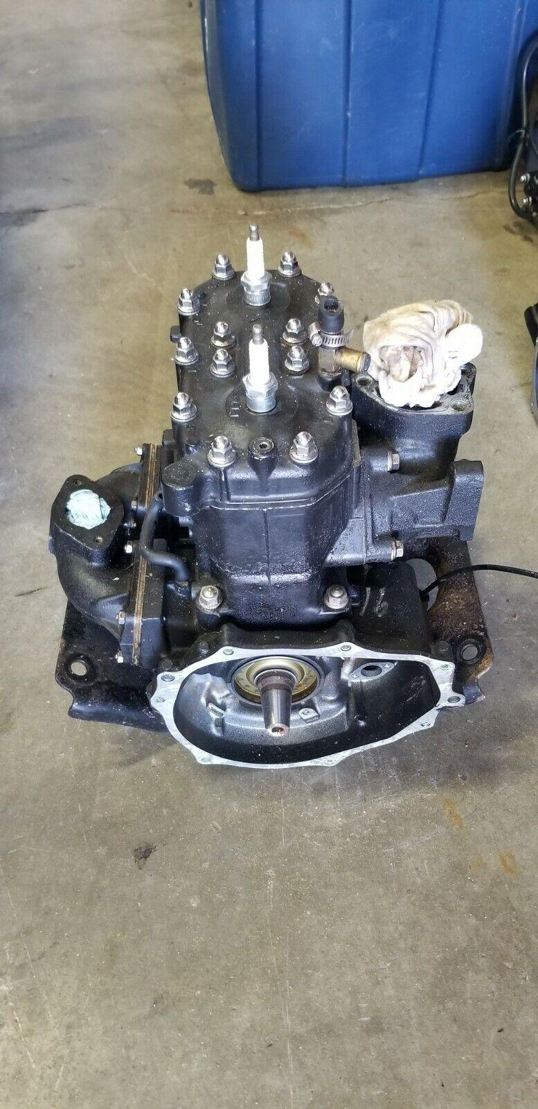 86-94 KAWASAKI 650 Motor engine 650sx X2 SC 650 TS650 TS Jug Jugs Cylinders sx