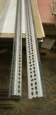Slotted Steel Angle