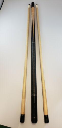 Mike Bender #19 Pool Cue Set 1992 19.3 oz 2 shafts