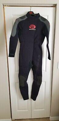 Pinnacle Men's Cruiser 7mm Medium/Large Full Wetsuit Used