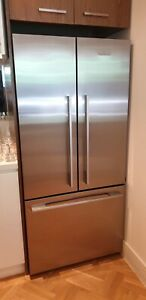 Fisher & Paykel 519L Stainless Steel French Door Fridge (RF522ADX5)