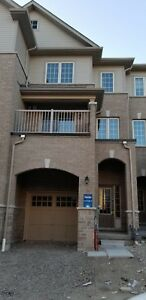 Brand new town house for rent in Ajax