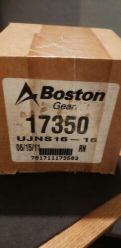 Boston Gear Universal Joint UJNS  16-16  17350
