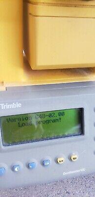 Trimble Type 5603 Robotic Survey Total Station W Hard Case