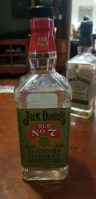 Used, JACK DANIELS Legacy, Rye, Rested Rye, Single Barrel select EMPTY BOTTLES for sale  Shipping to Canada