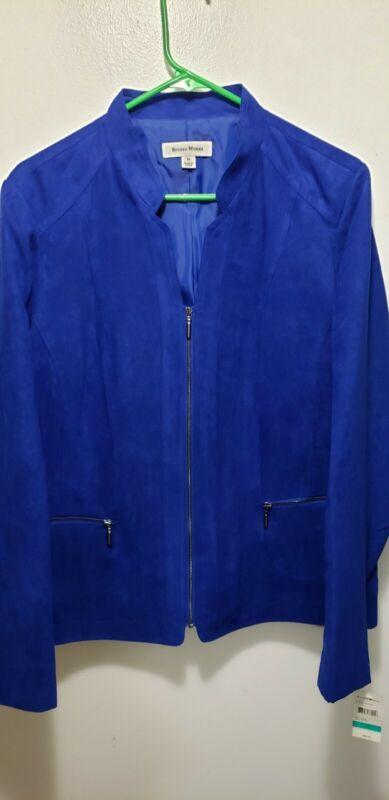 Studio Works Royal Blue Jacket From Carson Pirie Scott