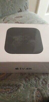 Apple TV 4K 32GB HD Media Streamer - A1842 unused unopened