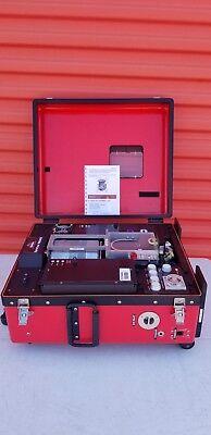 Sceptor Industries Spin-con Pas450-10 Portable Aerosol Air Test Sampler Wcase