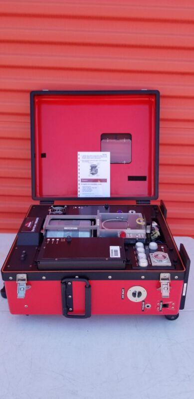 Sceptor Industries Spin-con PAS450-10 Portable Aerosol Air Test Sampler w/Case