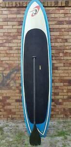 10'6 Stand up paddle board. SUP with Carbon fiber paddle