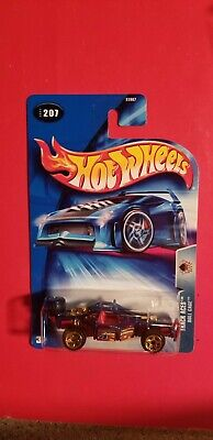 2004 Hot Wheels #207 Roll Cage Track Aces Series
