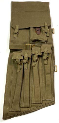 WWII BRITISH ENFIELD GUN STEM CARRY CASE-OLIVE