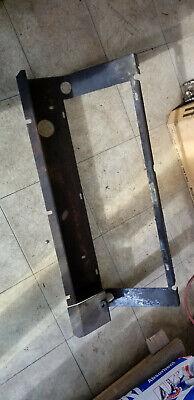 Bobcat 743 Radiator Support Bracket 6565419