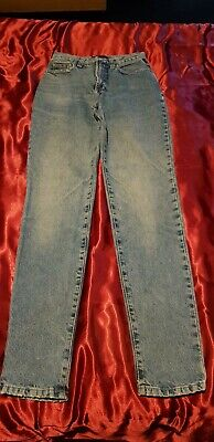 Genuine Vintage Versace Couture jeans Womens  28 size 10