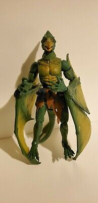 Marvel Legends X-Men Sauron BAF 100% COMPLETE GREAT CONDITION SHIPPED LOOSE