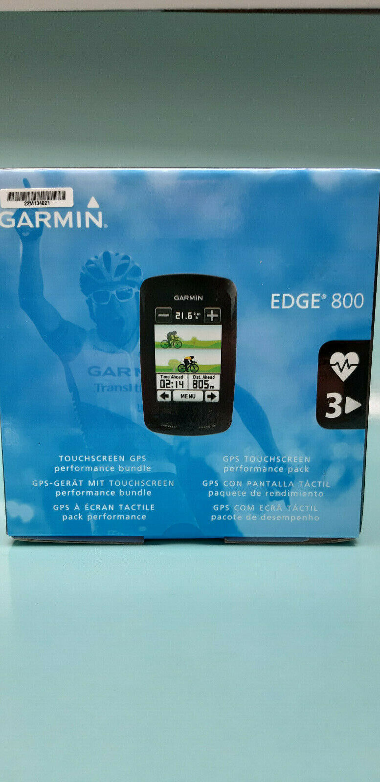 GARMIN Edge 800 GPS-Gerät mit Touchsreen + Zubehör gebraucht!!!