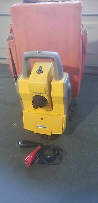 Trimble Type 5603 Dr 200 Robotic Survey Total Station W Soft Case