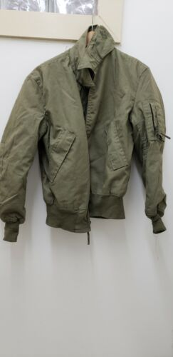 Military Issued Cold Weather Tanker Jacket-SL