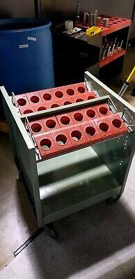 Lista Cat 45cat 40 Tool Holder Cart Rack Vgc Huotkennedy Ballbearingwheels