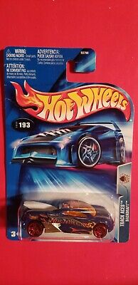 2004 Hot Wheels #193 Backdraft #193 Track Aces Series