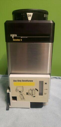 Datex-Ohmeda Sevotec 5 Vaporizer