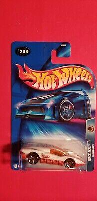 2004 Hot Wheels #208 Aeroflash (Silver Bullet) #208 Track Aces Series