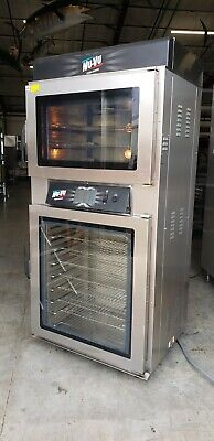 Nu-vu Nvt-39 Electric Proofer Oven With Heat And Humidity 208 Volt 3 Phase