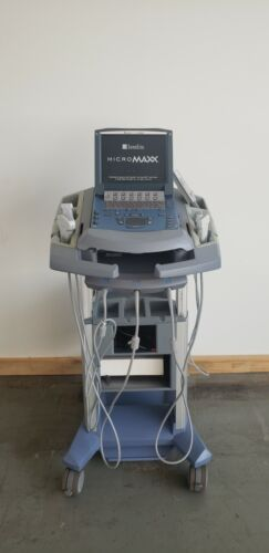 Sonosite MicroMaxx Ultrasound 4 probes