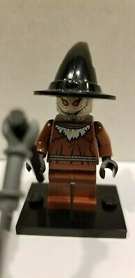 Scarecrow From Batman (LEGO Minifigure Lego Batman Scarecrow from #7786 and #7785  WEAPON NOT)