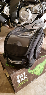 Nelson Rigg CL-2015 Journey Sport Magnetic Tank Bag