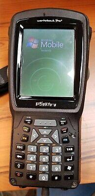 Psion Teklogix Workabout Pro 3 Short Numeric Keys Wm6.1 1d Imager Good Tested