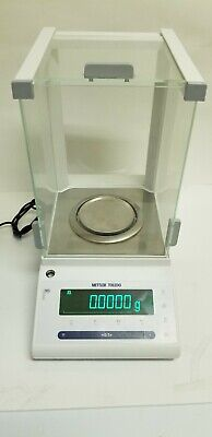 R169678 Mettler Toledo Newclassic Mf Ms104s Balance Scale Max120g D0.1mg