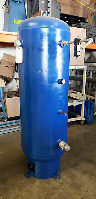 Manchester 120 Gallon Vertical Tank Woodworking Machinery