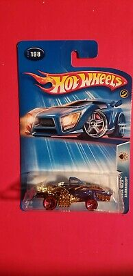 2004 Hot Wheels #198 Sharkruiser Track Aces Series