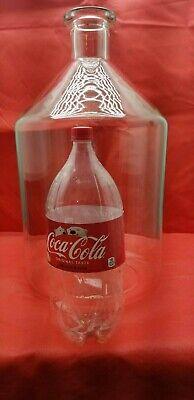 Glass Fermentation Bottle Carboy Pyrex 20 Liter Heavy Duty