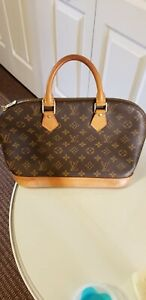 sac Louis Vuitton,  cuire