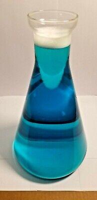 2000ml Pyrex Erlenmeyer Narrow Mouth Rim Flask Unprinted